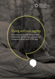 dying without dignity