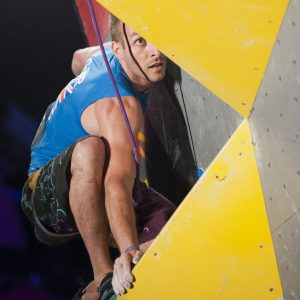 2014 IFSC Para-Climbing Bouldering World Cup - Laval