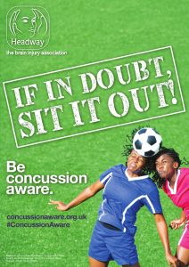Headway poster concussion 1