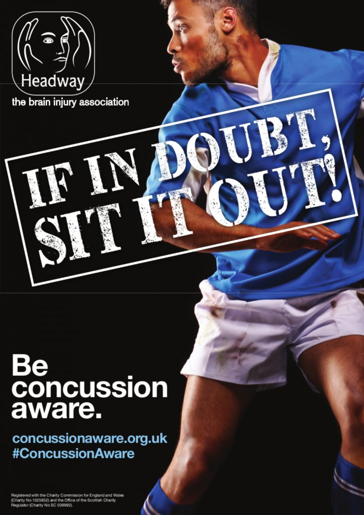 Headway poster concussion 2