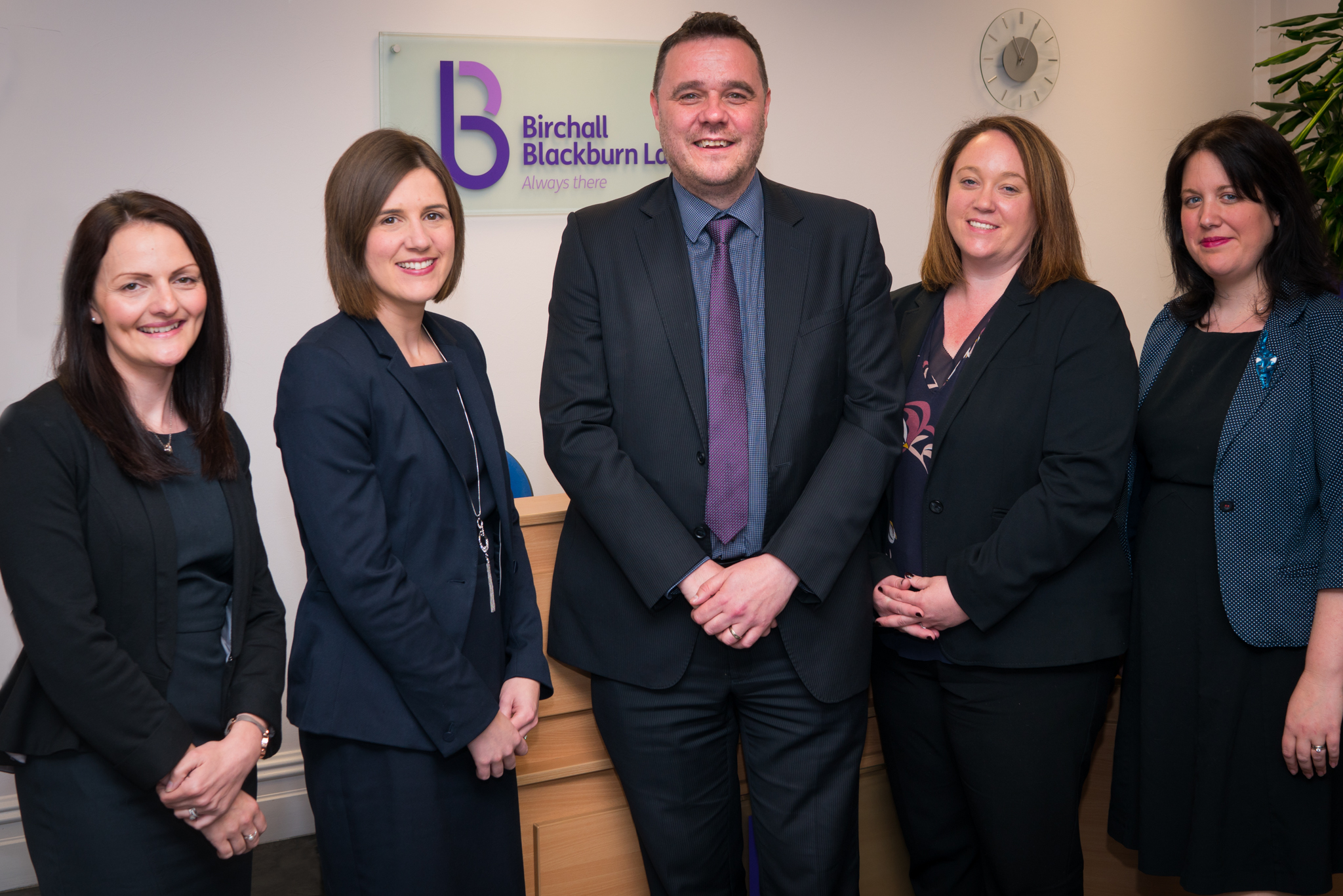 North West law firm, Birchall Blackburn Law, has announced five senior promotions across the region.