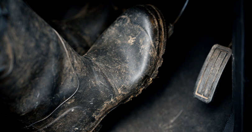 Am I breaking the law if I wear wellies while driving? Birchall Blackburn Law investigates