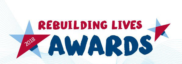 SIA Rebuilding Lives Awards