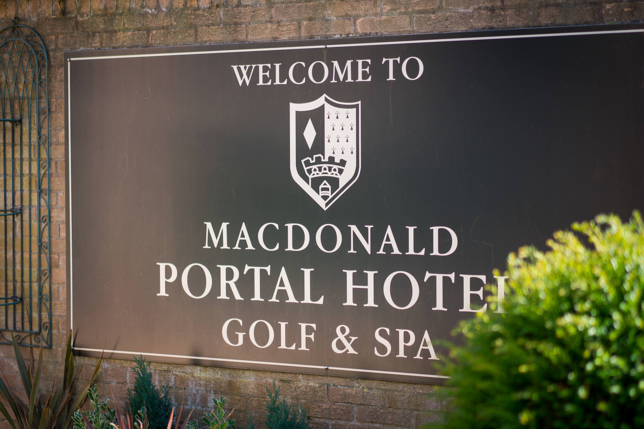 Macdonald Portal Hotel was the venue for HIP in Cheshire's corporate charity golf day