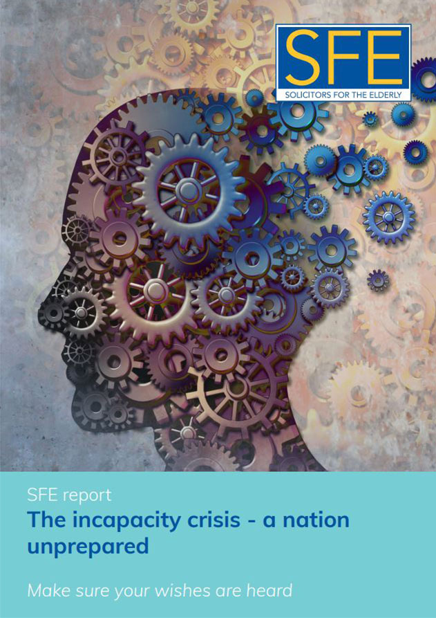 New report warns of looming incapacity crisis