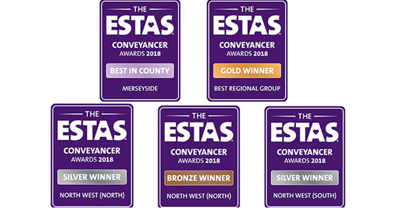 ESTA Conveyancing Awards Birchall Blackburn Law