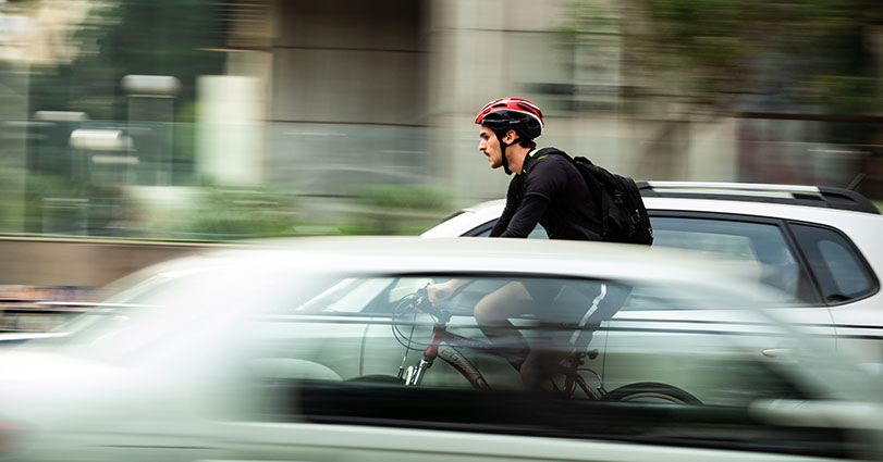Cyclists Should Wear Helmets