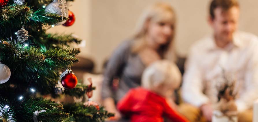 Contact with children over Christmas separated parents