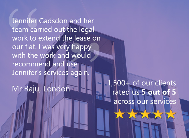 Leasehold Enfranchisement Testimonials of Birchall Blackburn Law
