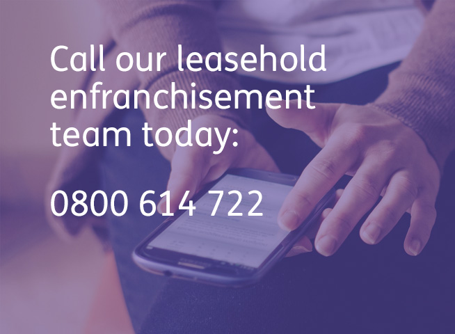 Speak to the Leasehold Enfranchisement Team at Birchall Blackburn Law