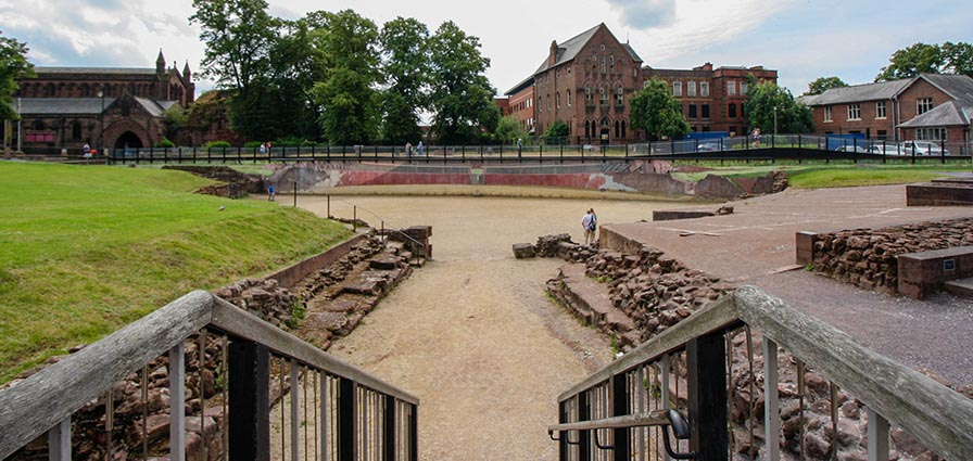 Moving to Chester amphitheatre conveyancing solicitors