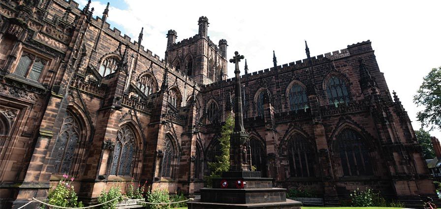 Moving to Chester cathedral conveyancing solicitors