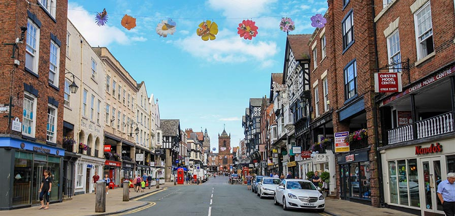 Moving to Chester conveyancing lawyers solicitors