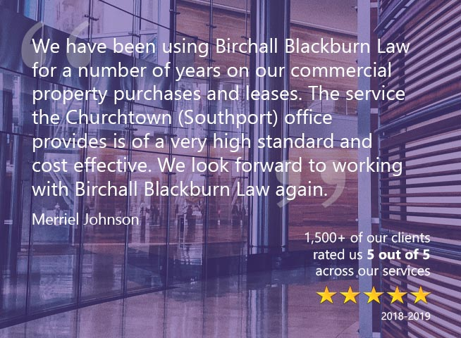 Specialist and Commercial Property Reviews Testimonials